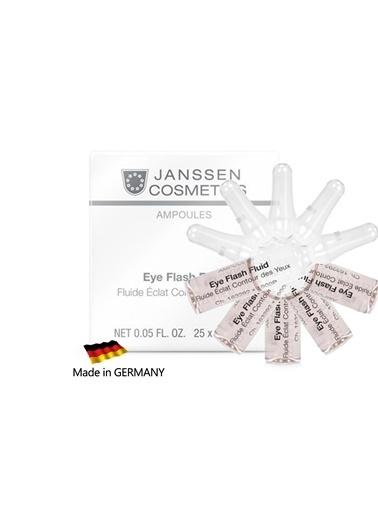 Janssen Cosmetics Eye Flash Fluid Öz Evresi Ampulü 5X2 Ml Renksiz